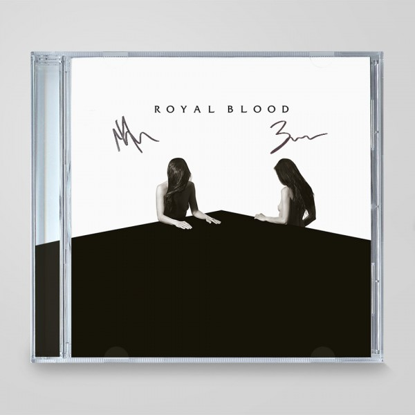 Royal Blood - How Did We Get So Dark? CD (Signed)