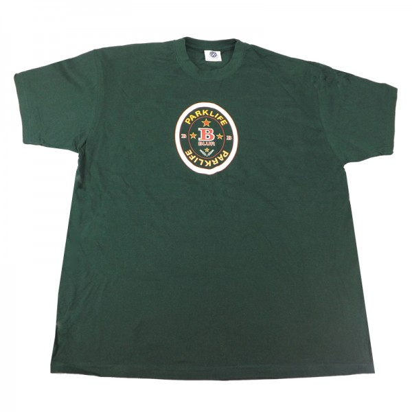 Blur Parklife Green T-Shirt