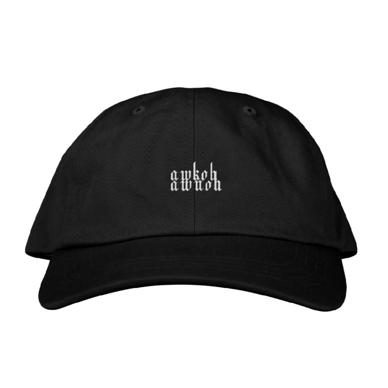 AWKOH AWNOH Dad Hat (Black)