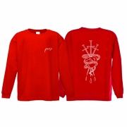 Death of Me Long Sleeve T-shirt