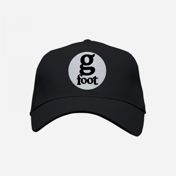 G Foot Logo Cap