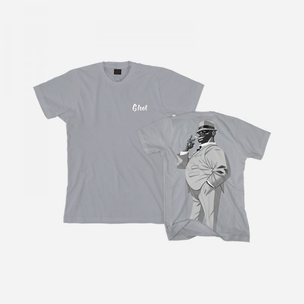 G Foot Russel Grey T-Shirt