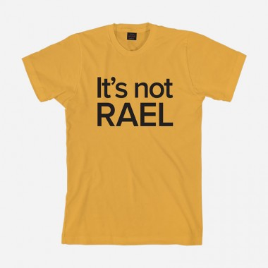 Rael Yellow T-Shirt