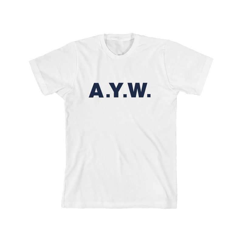 A.Y.W T-Shirt - Liam Gallagher Merchandise
