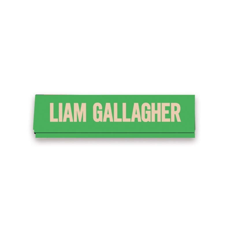 Liam Gallagher Rolling Papers