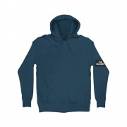 Liam Gallagher Patch Blue Hoodie