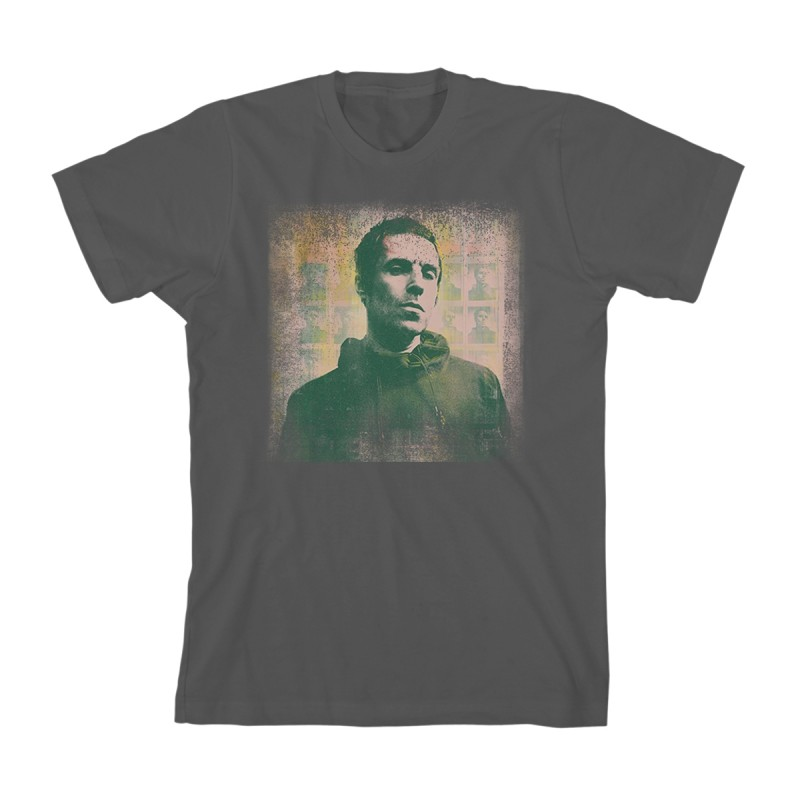Why Me Why Not UK 2019 Tour T-shirt Charcoal