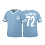 Gallagher Blue Football Shirt
