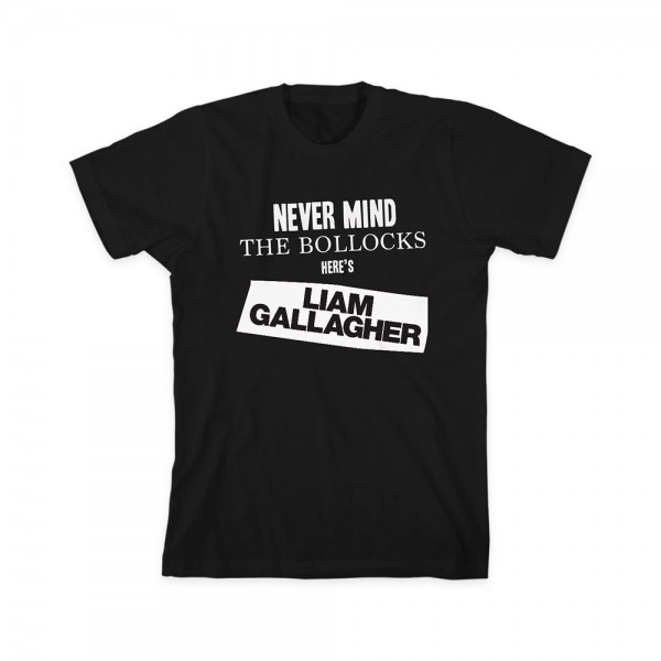 Never Mind the Bollocks T-Shirt