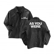 As You Were Coach Jacket - Liam Gallagher Official Merch