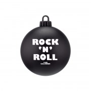Rock n Roll Christmas Tree Bauble
