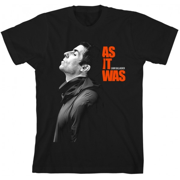 As It Was T-shirt Black