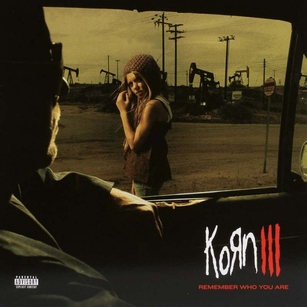 Korn III: Remember Who You Are CD Album