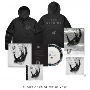 The Nothing: Hoodie, Mirrorboard Poster + Music Bundle