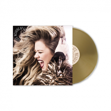 Meaning Of Life Limited Edition Gold Vinyl - Kelly Clarkson Store