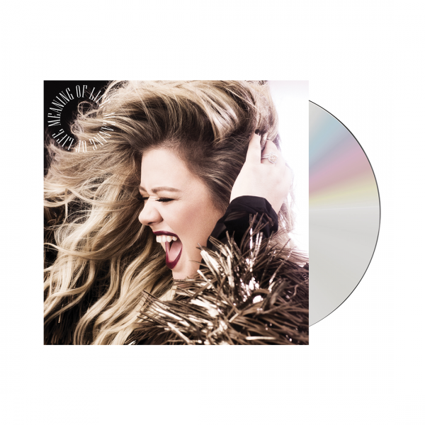 Kelly Clarkson Meaning of Life CD Bundle