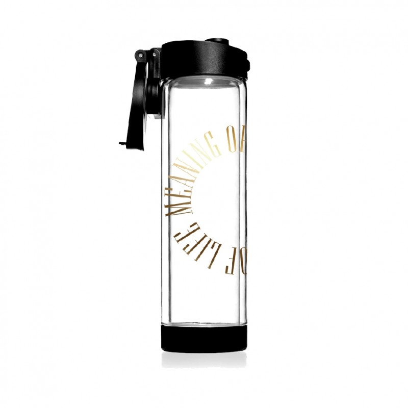 Kelly Clarkson Glass Water Bottle