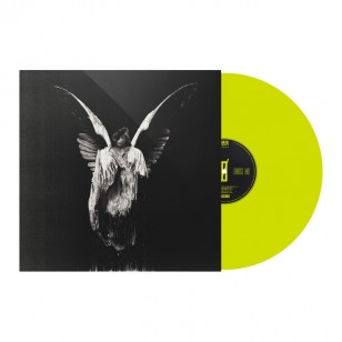 Erase Me LP (Acid Green)