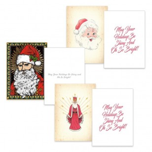 Bright Holiday Cards