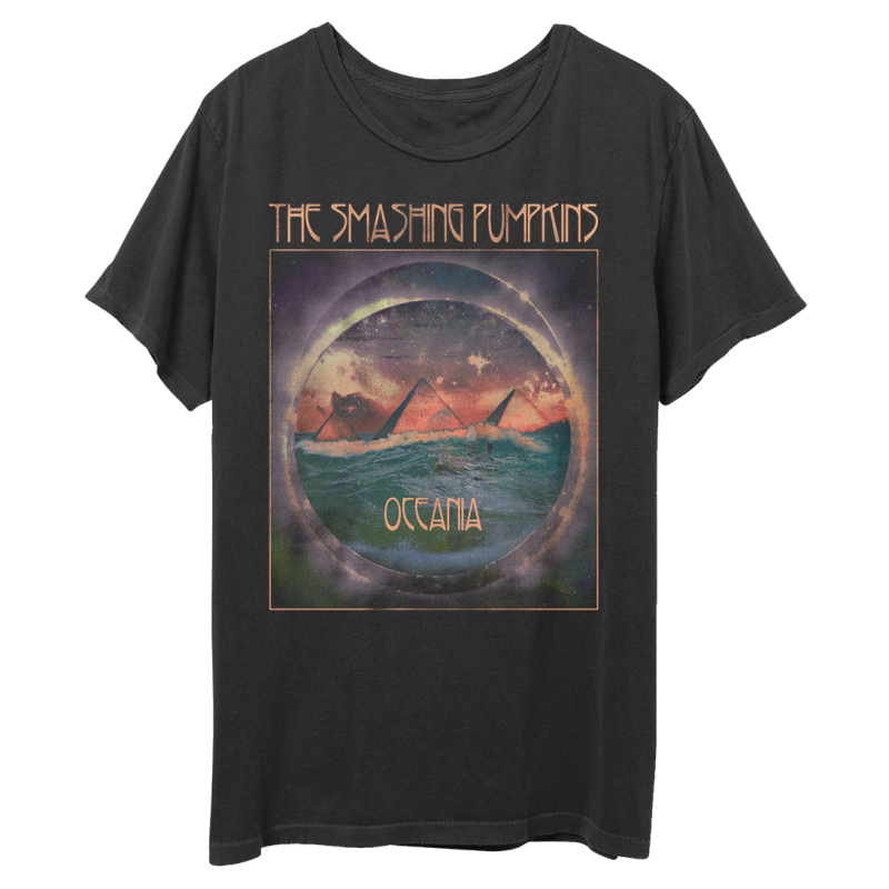 Pyramid Flood T-Shirt