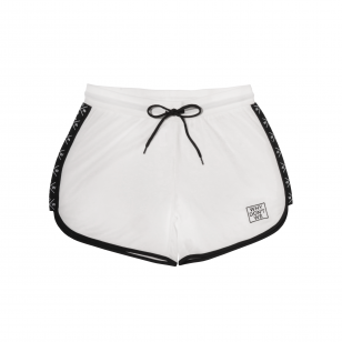 Panel Shorts (White) (Apparel)