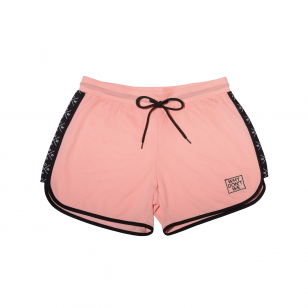 Panel Shorts (Pink) (Apparel)