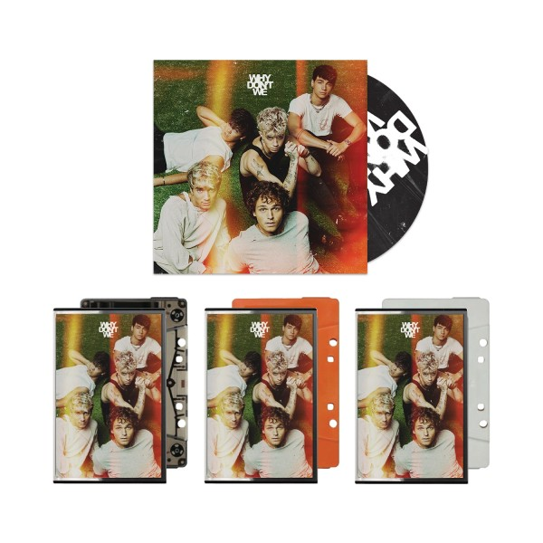 The Good Times And The Bad Ones CD + Cassette Bundle