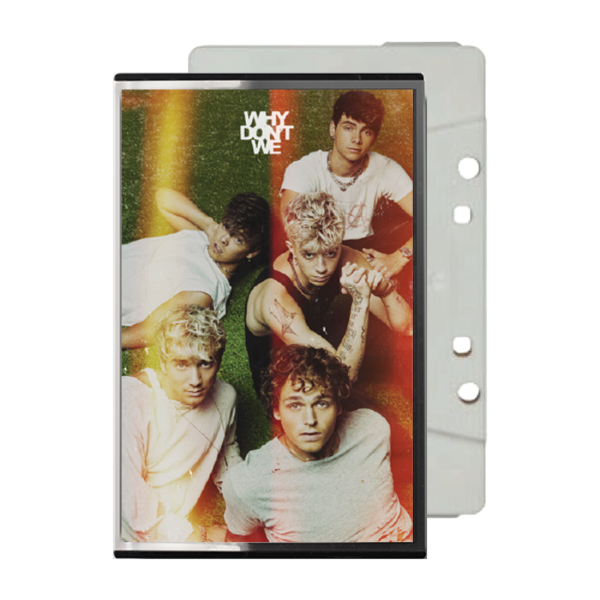 The Good Times And The Bad Ones Cassette (White)