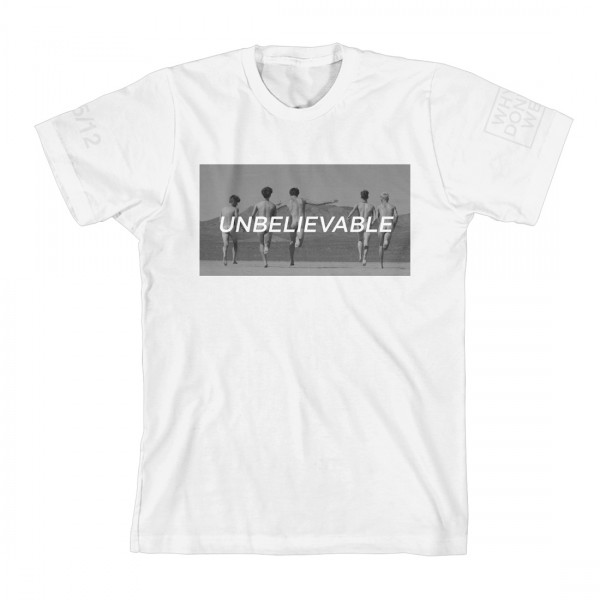 Unbelievable (White) T-Shirt