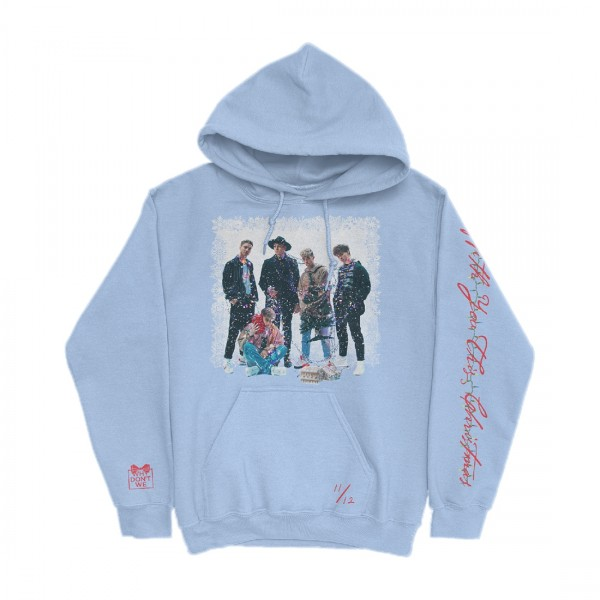With You This Xmas Hoodie
