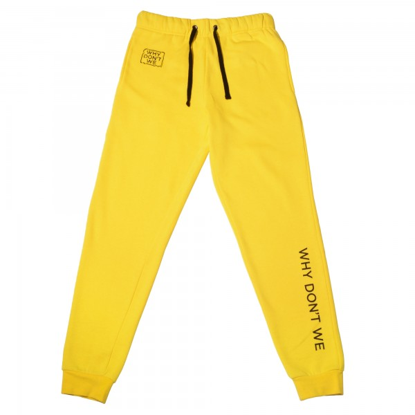 Yellow Joggers