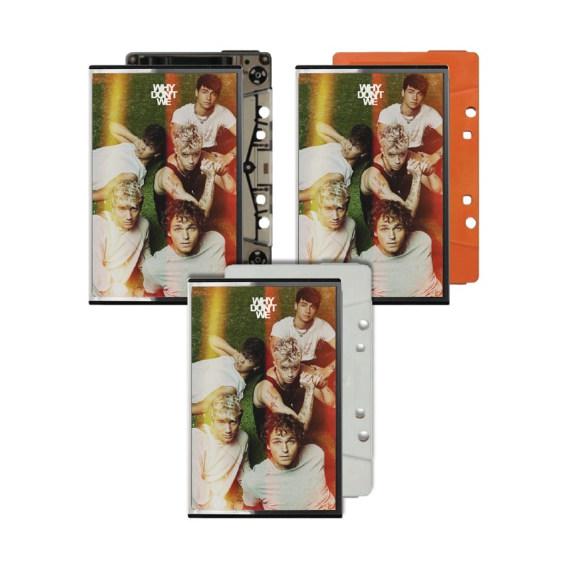 The Good Times And The Bad Ones Cassette Bundle