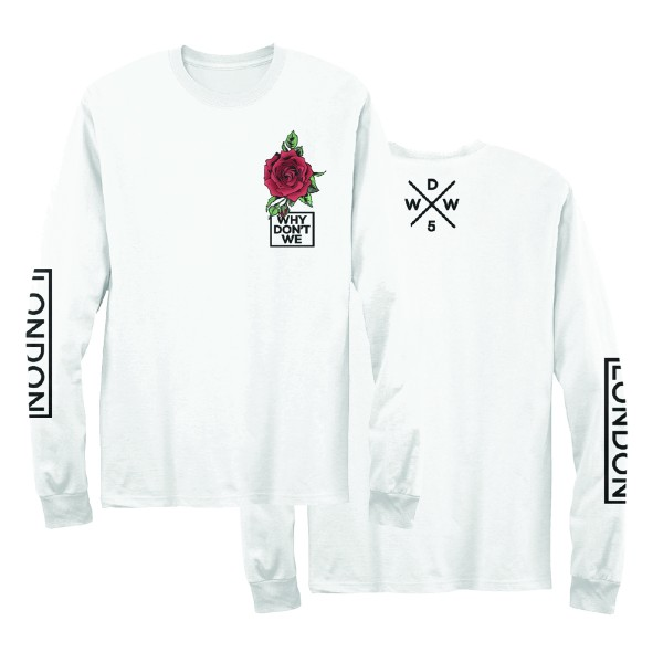 EU Exclusive Longsleeve T-Shirt London