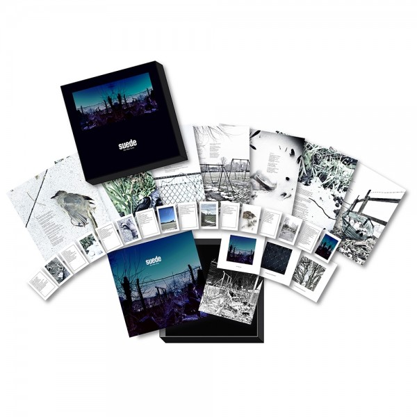 Suede - The Blue Hour Album Box Set