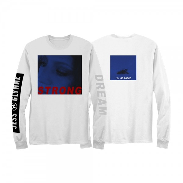 Strong White Long Sleeve