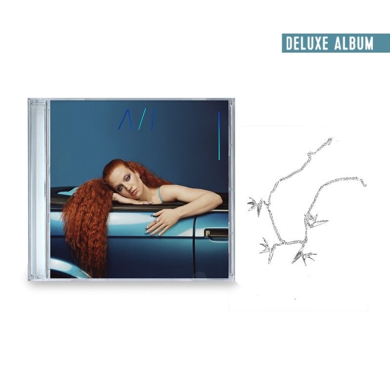 Always Inbetween Deluxe CD + Necklace