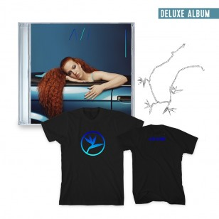 Always Inbetween Deluxe CD + Necklace + T-Shirt
