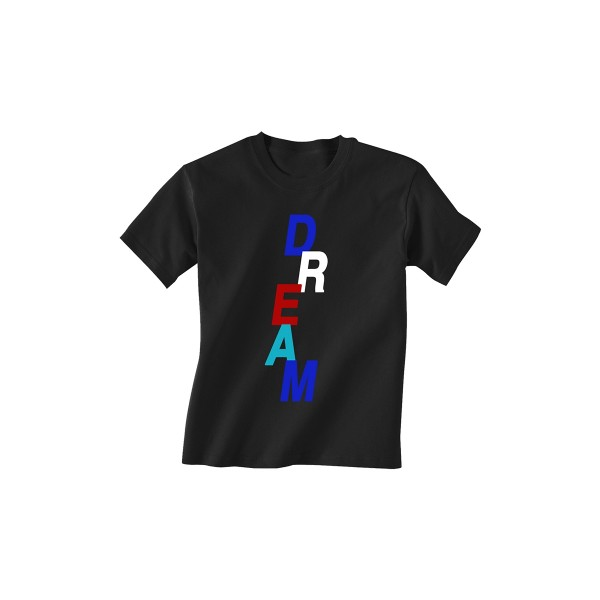 kids Black Dream Tee