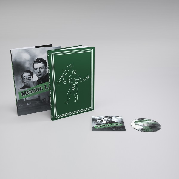 Merrie Land Limited Edition CD Book
