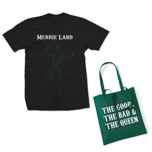 Merrie Land T-Shirt + Tote Bundle