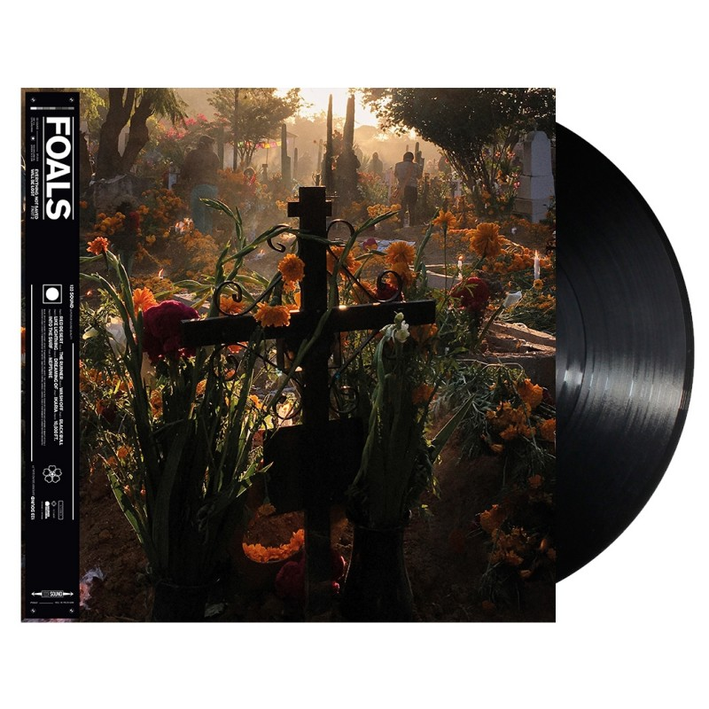 Everything Not Saved Will Be Lost Part 2 Vinyl