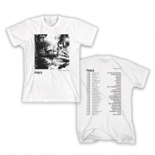 European Tour 2019 White T-Shirt