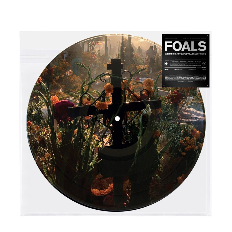 Everything Not Saved Will Be Lost Part 2 Picture Disc