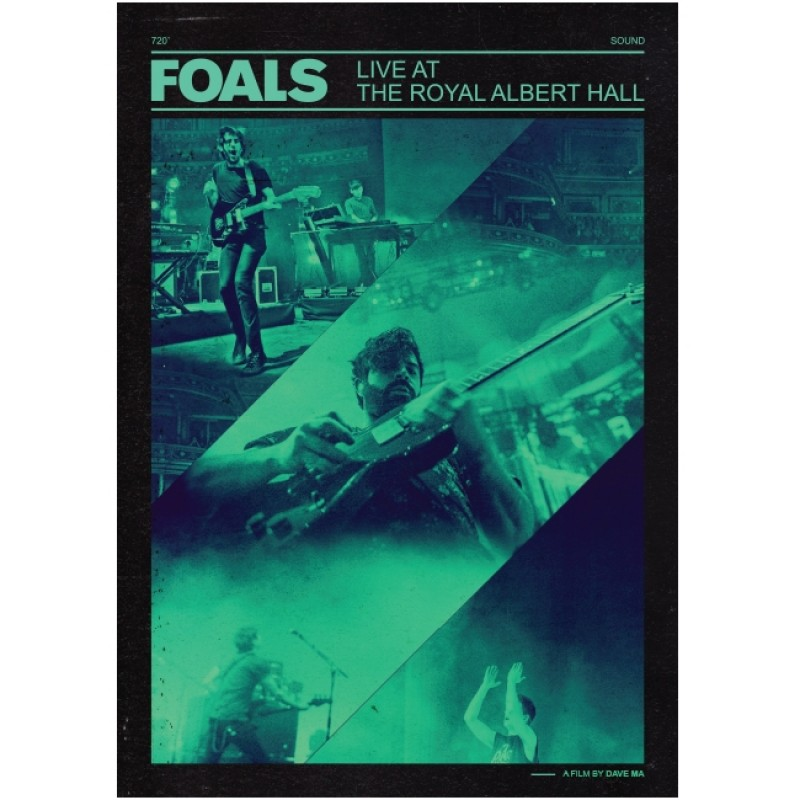 Foals: Live at the Royal Albert Hall