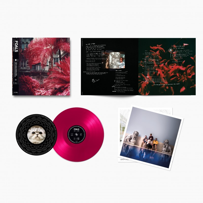 Everything Not Saved Will Be Lost Part 1 - Signed Vinyl Collector's Edition