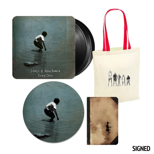 Riceboy Sleeps (2019 Analogue Remaster) Signed 3LP + Merchandise Bundle