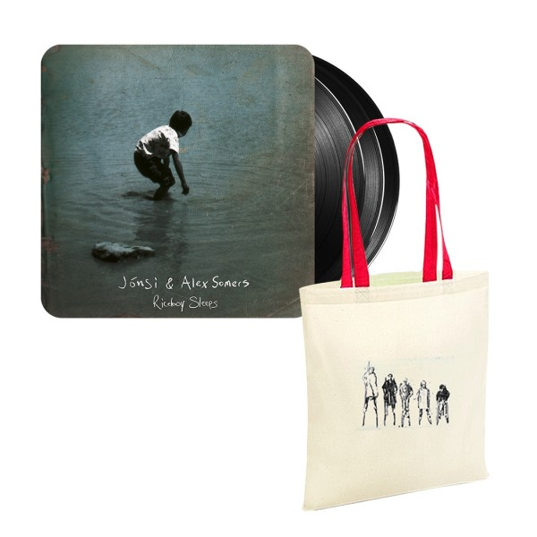 Riceboy Sleeps (2019 Analogue Remaster) 3LP + Tote Bag