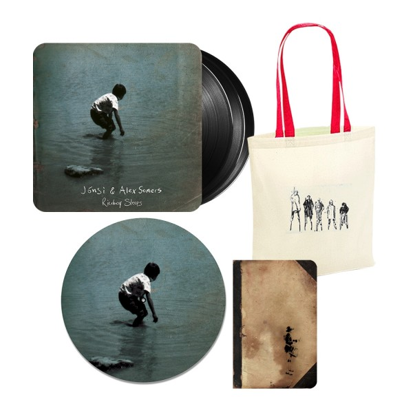 Riceboy Sleeps (2019 Analogue Remaster) 3LP + Merchandise Bundle