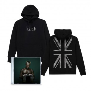 Heavy Is The Head CD Hoodie Bundle