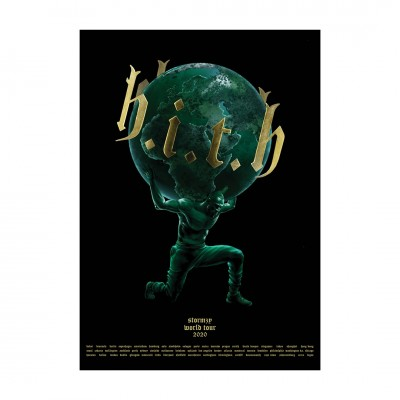 HITH World Tour Poster (Default)